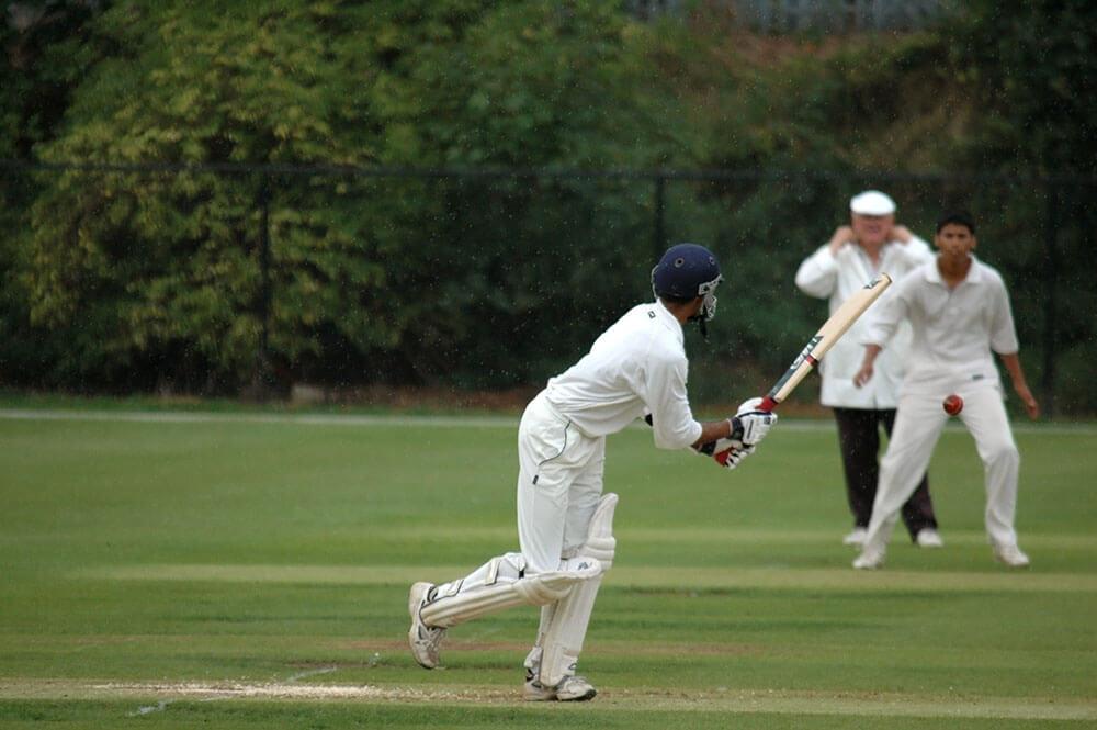 Fastest to 13000 runs in ODI cricket