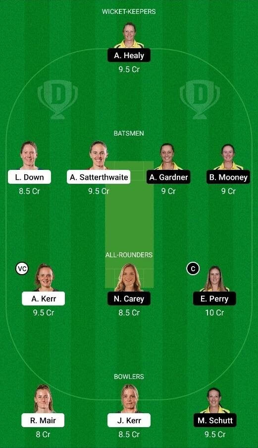 New Zealand Women vs Australia Women Dream11 Prediction: 2nd ODI, Australia Tour of New Zealand Match Prediction