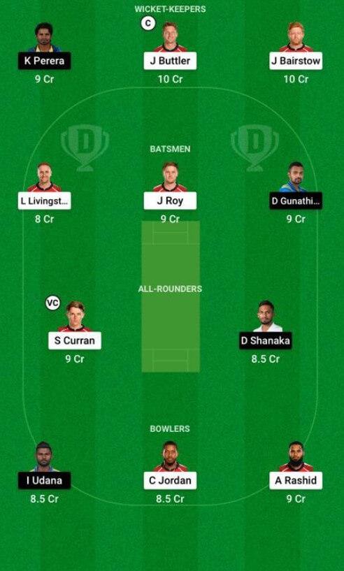 Sri Lanka vs England Dream11 Prediction: 3rd T20, June 26, 2021, Sri Lanka Tour of England