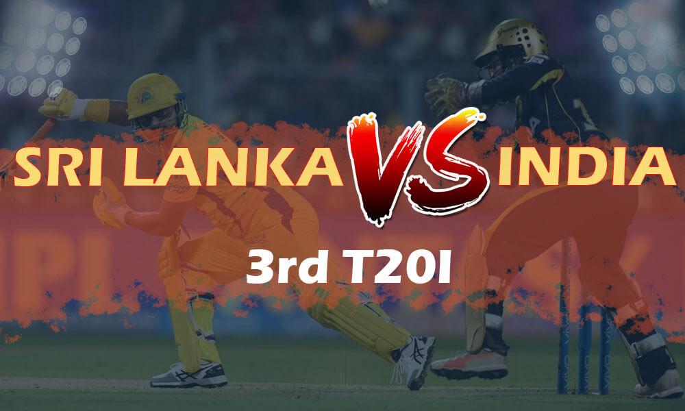 Sri Lanka vs India Dream11 Prediction: 3rd T20I, July 29, 2021, India Tour of Sri Lanka