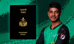 Visa Issues Rule Nepalese Spinner Out of the Hundred