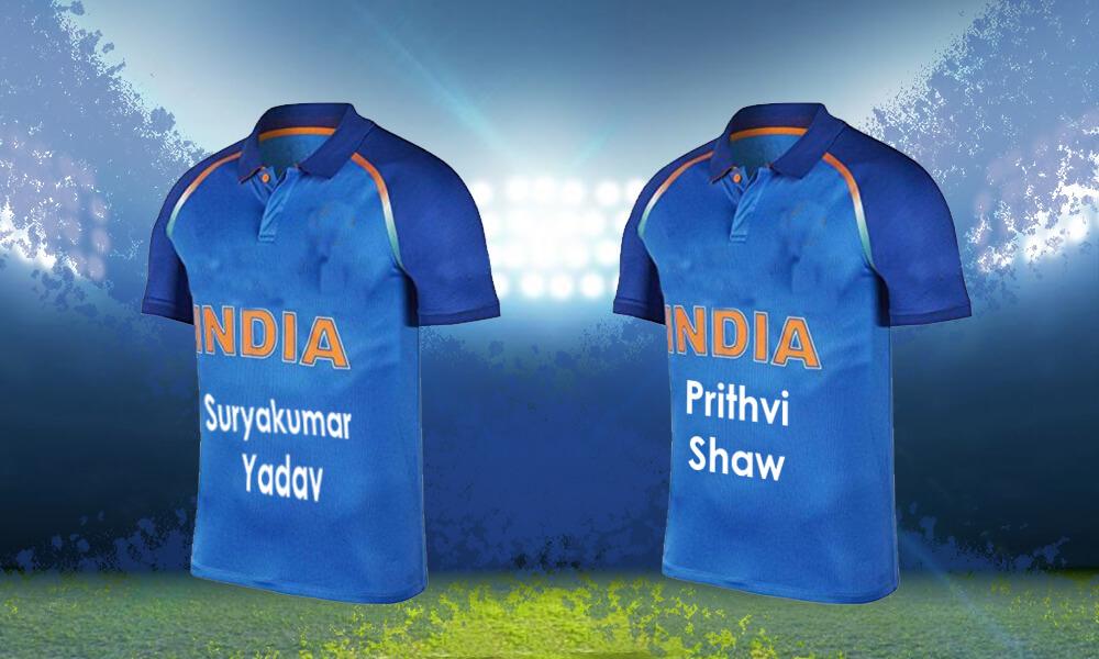 Prithvi Shaw, Suryakumar Yadav Available for Last Three Tests Versus England