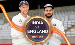 England vs India: 3rd Test, August 25, 2021, India Tour of England Match Prediction