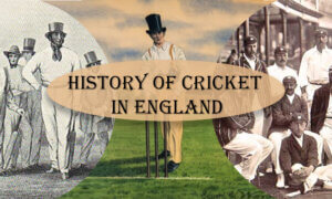 England Cricket History Overview