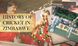 History of Cricket in Zimbabwe