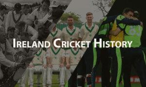 History of Cricket in Ireland