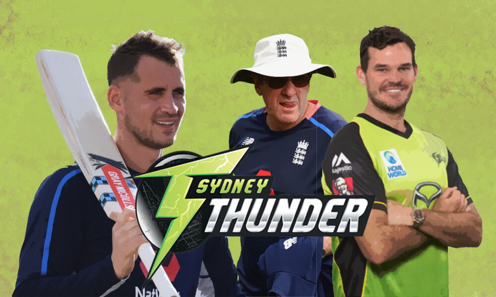 Billings back with Bayliss and Hales at Sydney Thunder