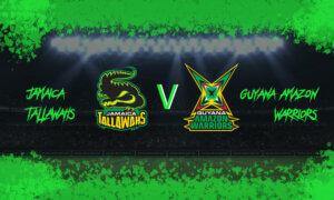Jamaica Tallawahs vs Guyana Amazon Warriors: September 11, CPL 2021 Prediction