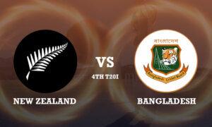 New Zealand vs Bangladesh Dream11 Prediction: 4rd T20I, September 8, 2021, New Zealand Tour of Bangladesh