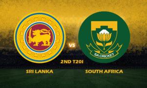 Sri Lanka vs South Africa Dream11 Prediction: 2nd T20I, September 12, 2021, South Africa Tour of Sri Lanka