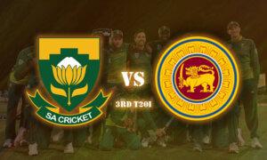 Sri Lanka vs South Africa Dream11 Prediction: 3rd T20I, September 14, 2021, South Africa Tour of Sri Lanka