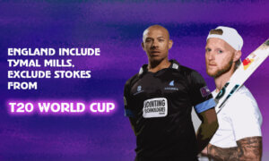 England Name Tymal Mills in T20 World Cup Squad