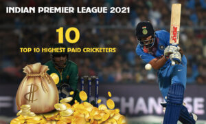 Indian Premier League 2021 Top 10 Highest-Paid Cricketers