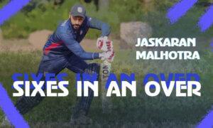 Jaskaran Malhotra Is USA's First ODI Centurion