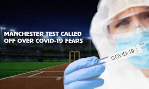 Manchester Test Indefinitely Postponed over Covid-19 fears