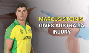 Marcus Stoinis Gives Australia Injury Concern Ahead of T20 World Cup