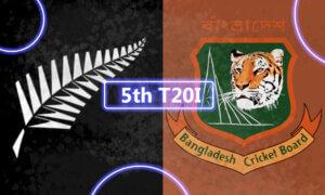 Bangladesh vs New Zealand: 5th T20I, September 10, 2021
