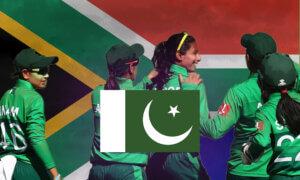 Pakistan Pakistan Women to Tour South Africa in January 2021omen to Tour South Africa in January 2021
