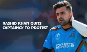 Rashid Resigns as Afghanistan Captain over T20 World Cup Selection