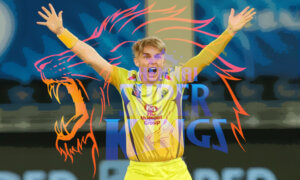 CSK obtain permission for Curran replacement