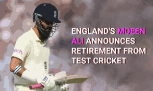 England's Moeen Ali Announces Retirement from Test Cricket
