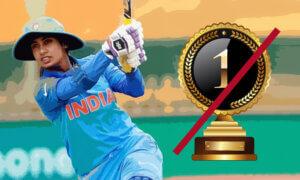 ICC ODI Rankings: Mithali Raj Dethroned from Top Spot