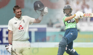 Joe Root voted men's PCA Player of the Year, Alice Capsey wins inaugural women's Young Player award