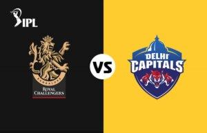 Royal Challengers Bangalore vs Delhi Capitals: October 8, IPL 2021 Prediction