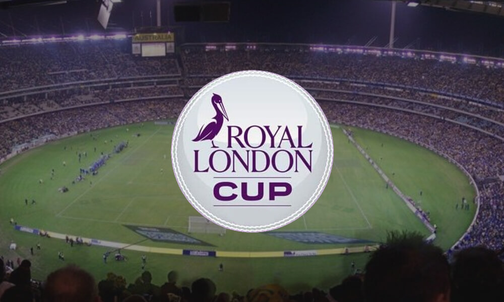 Royal London Cup Set to Run Alongside The Hundred in 2022